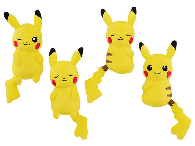 37947_POKEMON SUN _ MOON RELAXING TIME PLUSH-PIKACHU(MALE)・PIKACHU(FEMALE)-.jpg