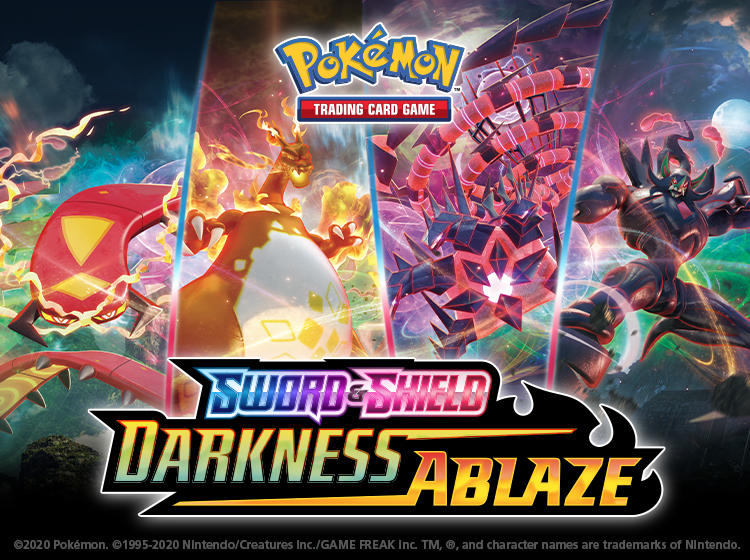 Pokemon Trading Card Game Sword & Shield